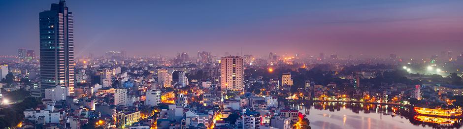 Vietnam, Hanoi