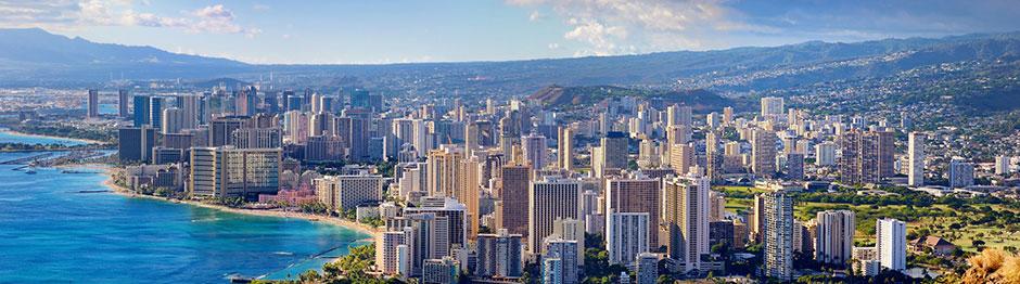 USA, Honolulu